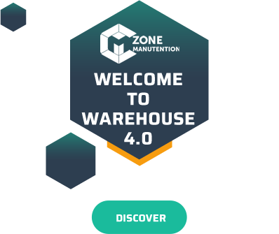 Handling area - Welcome to warehouse 4.0
